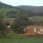Do permaculture earthworks early in your farm development