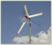 build your own wind generators