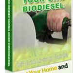 DIY Bio Diesel Processor ebook $9.95